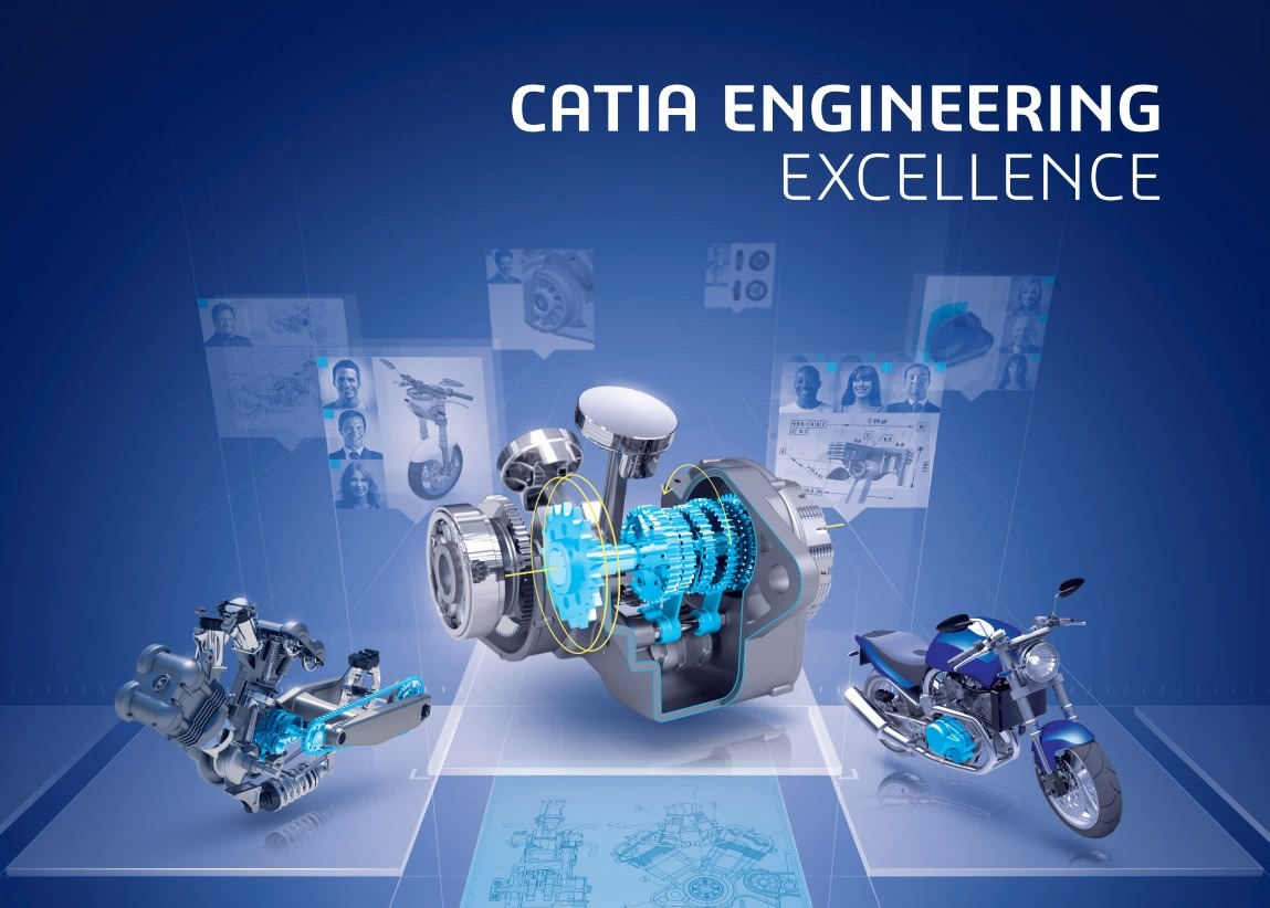 CATIA World Leading CAD CAM software for Product Design